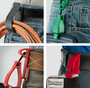 Glove Clips & Utility Bags